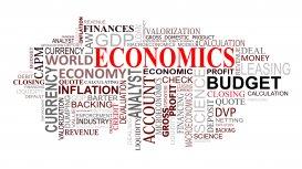 Economics (word cloud)